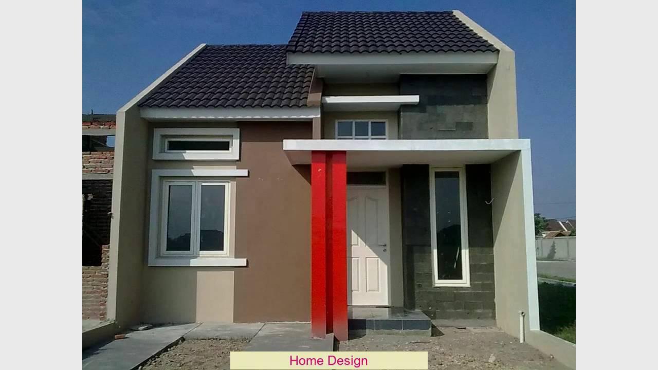 Desain Rumah Type 36 2 Lantai - YouTube