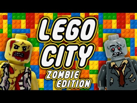 LEGO CITY - ZOMBIE EDITION ★ Call Of Duty Zombies (Zombie Games)