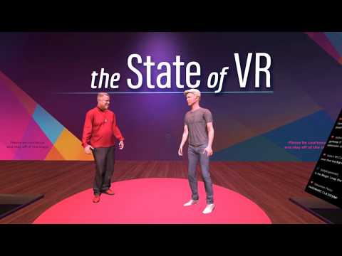 """Live From VR """"Technological Classism"""" A New Problem - Robert Scoble & Philip Rosedale Discuss"""