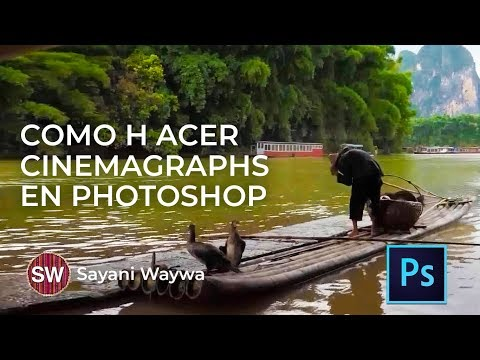 CINEMAGRAPH TUTORIAL -