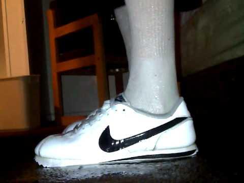 c34d251fd538 Wet Nike Cortez (Part 1) - YouTube