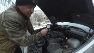 Повышенный расход топлива BMW E39 M52B25. Давление топлива 7,5 bar! Расход топлива 25л/100км.