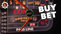 Buy Bets - craps payouts