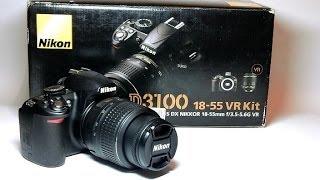 Обзор зеркального фотоаппарата Nikon D3100 Kit