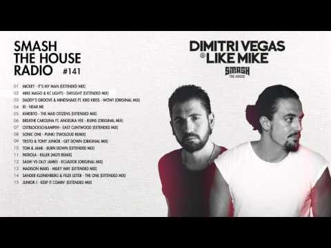 Dimitri Vegas & Like Mike - Smash The House Radio #141