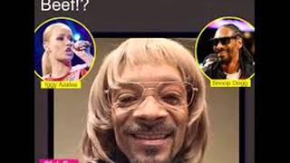 Snoop Dogg Calls Iggy Azalea The C-Word Before T.I. Makes Him Apologize Thumbnail