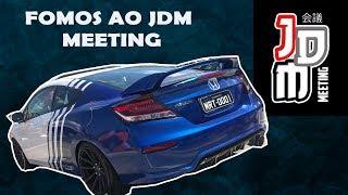 Civic Si, Civic VTi, GTR + Cortando giro no JDMMeeting