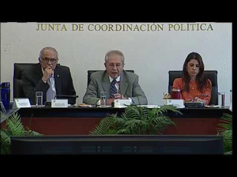 Comparecencia de Jorge Alcocer Varela, titular de la Secretaría de Salud