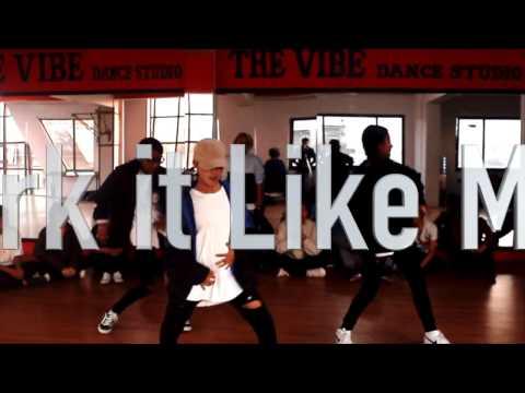 Twerk it like Miley-Brandon Beal- Dance Video -The Vibe Dance Studio - Ngma lama choreography