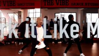 Twerk it like miley-brandon beal- dance video -the vibe dance studio - ngma lama choreography