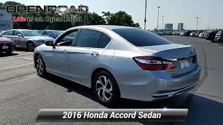 Used 2016 Honda Accord Sedan LX, Edison, NJ 10868P