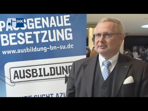 Azubi-Speed-Dating am 7. Juli 2017 in Heidelberg from YouTube · Duration:  3 minutes 34 seconds