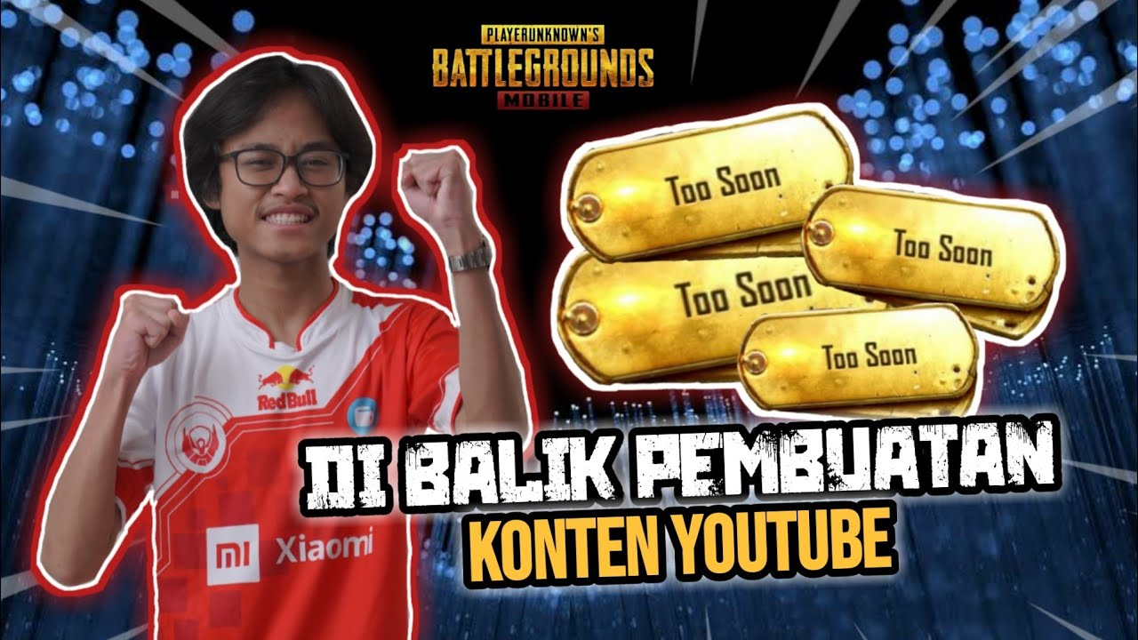 HIGHLIGHT TOO SOON MOMENTS ( 600 K SUBSCRIBER ) - PUBG MOBILE INDONESIA | Luxxy Gaming