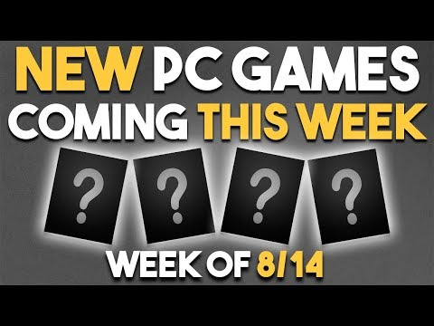Top 4 NEW PC Game Releases of the Week - GREAT Remastered Game, NEW Open World Game and More!