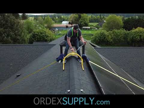 G-Clamp Temporary Fall Protection System Demo Video
