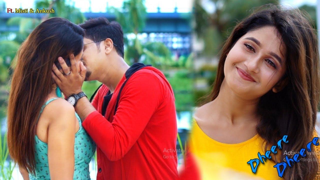 Download Dheere Dheere Se Meri Zindagi | Swapneel Jaiswal | Cute Love Story | New Hindi Song 2020 | Ft. Misti