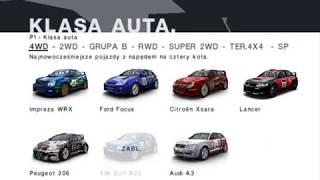 Repeat youtube video Colin Mcrae Rally history & evolution (1998-2012).