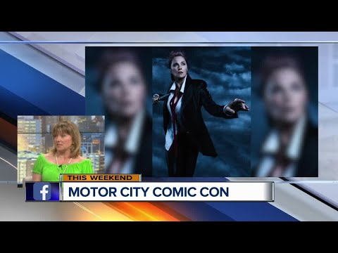 Lucy Lawless to be at Motor City Comic Con