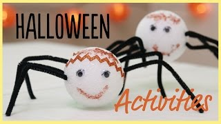 Play | 3 Awesome Halloween Activities!