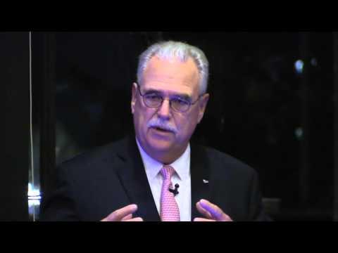 Richard Umbdenstock: UW MHA Alumni lecture, Jan. 14, 2016