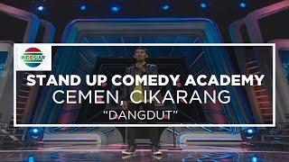 """""""Dangdut Goes International"""" - Cemen, Cikarang (Stand Up Comedy Academy 24 Besar)"""