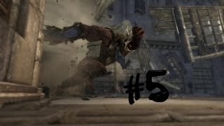 Prince of Persia: The Forgotten Sands (PC) Gameplay Walkthrough #5 - First Boss (ish) Fight