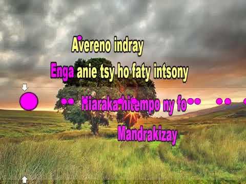 chantal  Indrisyby  maidï Karaoké 2018 vaovao