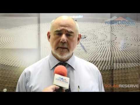 Entrevista de la Semana, José Antonio Lobo, Director of Development Latin American SolarReserve