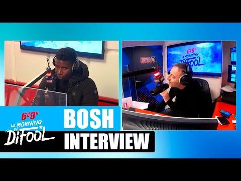 Youtube: Bosh – Interview«T'assumes où tu assumes pas» #MorningDeDifool