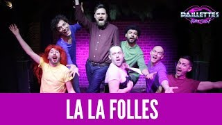 La La Folles (parodie La La Land) - Les Paillettes