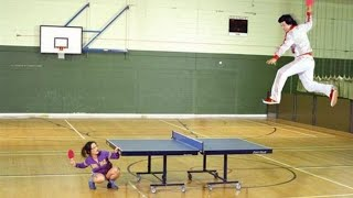 The Best Table Tennis Funny Moments 2015-2017