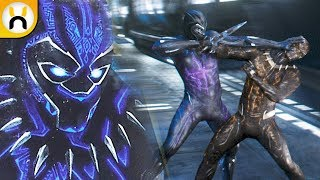 Why the New Black Panther Suit Can Glow