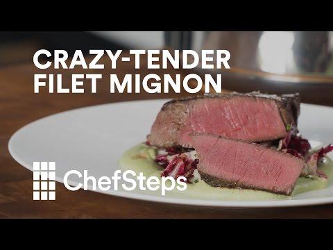 Sous Vide Filet Mignon