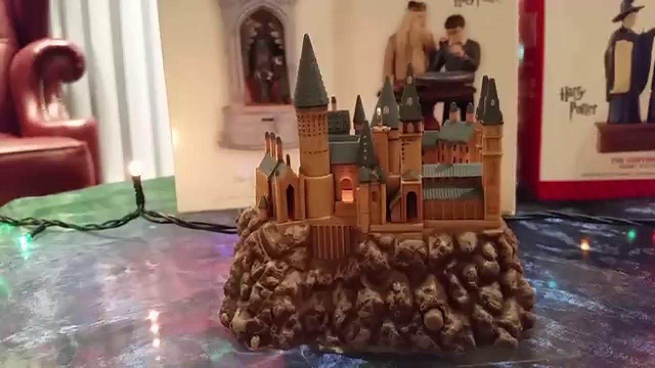 Harry potter christmas ornament - My Harry Potter Christmas Ornament Collection By Hallmark Studio Tour Hd