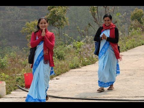 Empowering FCHVs in Nepal