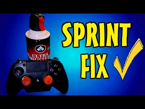 How to Fix PS4 Controller L3 Sprint Not Working (Black ops 4 / Fortnite) 2019