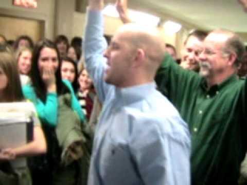 Spencer vs. Bradley Teacher Rap Battle (Bradley's ...