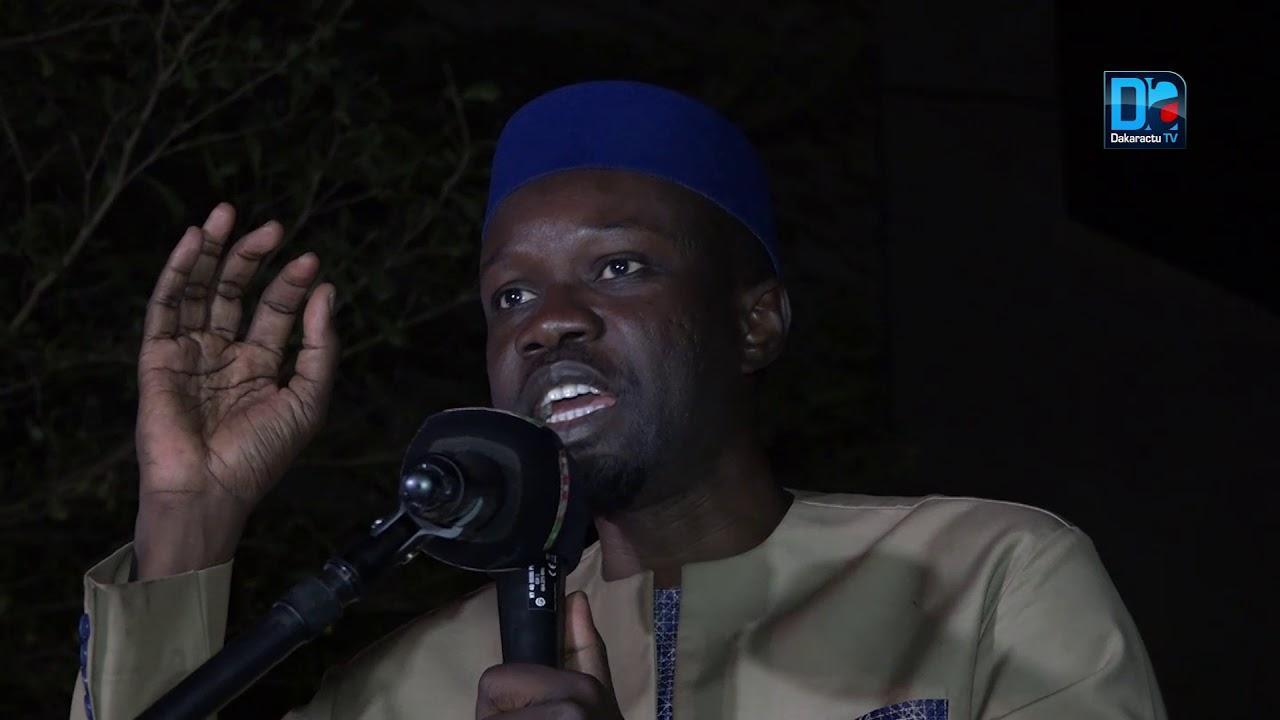 FATICK / Ousmane Sonko s'adressant à Macky Sall : « Fatick n'est le titre foncier de personne! »