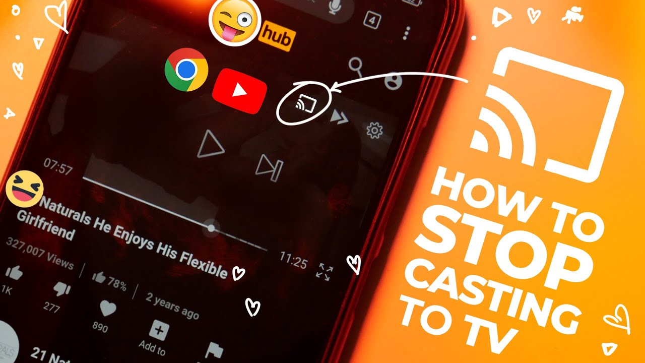 How To Turn Off Casting From Youtube And Chrome Youtube