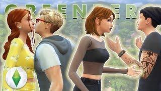 ÇOK DRAMA ANNECİM Greenberg Ailesi#8 (Sezon 2) The Sims 4 Türkçe