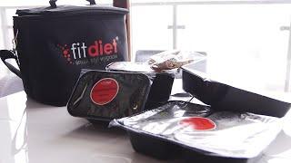 FIT DIET - moja dieta