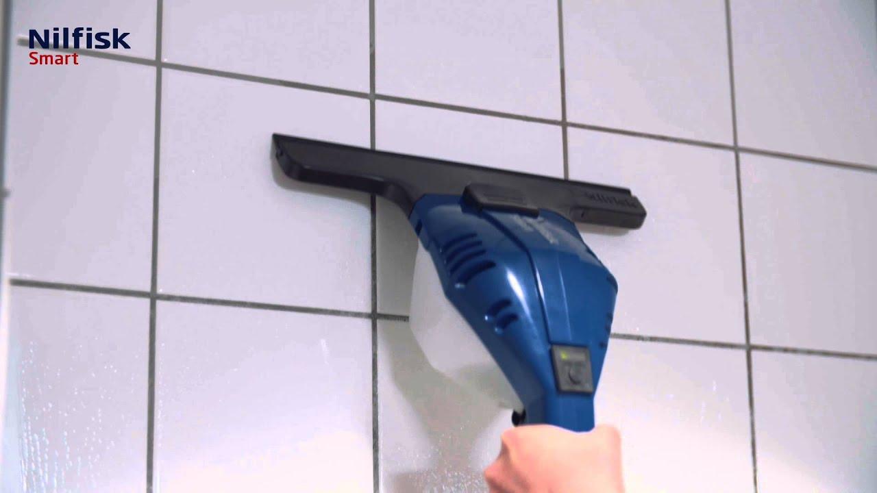 nilfisk smart vinduesvasker