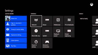 Teredo IP Address & Active Network Connection on Xbox One
