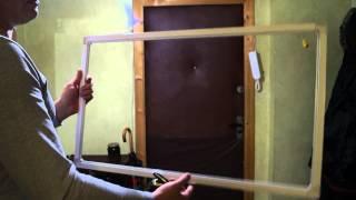 Ремонт окон. Изготовление москитной сетки.(, 2015-03-05T16:16:09.000Z)