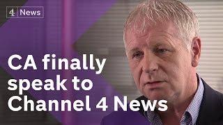 Cambridge Analytica finally speak to Channel 4 News (interview)