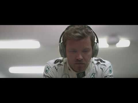 Powered by PETRONAS - Nico Rosberg