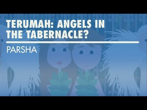 Parshat Terumah: Angels in the Tabernacle?