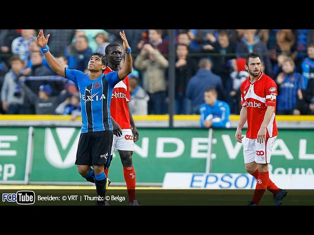 2010-2011 - Jupiler Pro League - 13. Club Brugge - Standard 2-2
