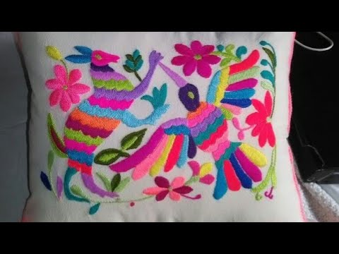 Hand Embroidery# Most beautiful embroidery design