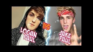 Roblox Adventures Playing At (Jake Paulers vs Logang)